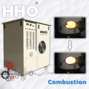 Hydrogen Gas Fluidized Bed Incinerator pictures & photos