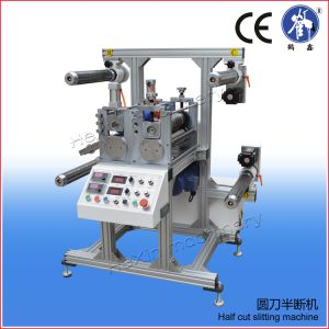 Automatic Adhesive Label Kiss Cut Slitting Machine pictures & photos