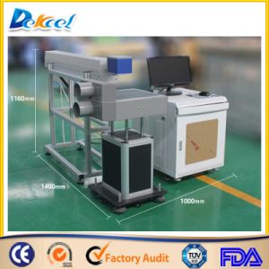 CO2 Laser Marking Engraving Machine for Logo Name pictures & photos