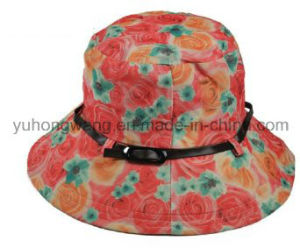 Customized Design Lady Bucket Cap/Hat, Sports Baseball Hat pictures & photos
