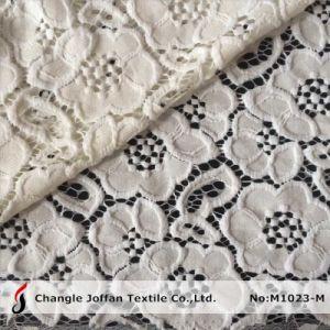 Thick Cotton Floral Lace for Sale (M1023-M) pictures & photos