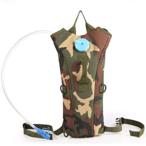 Water Bag Pouch Backpack Bladder Hiking Climbing Camping