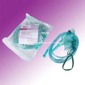 CE ISO Simple Oxygen Mask (MW105) pictures & photos