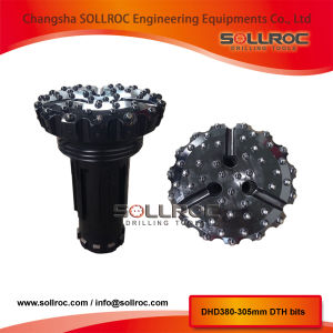 """High Air Pressure DHD380-254mm DTH Button Bit for 8"""" Hammer pictures & photos"""