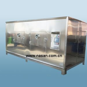Nasan Brand Microwave Vegetable Drying Machine