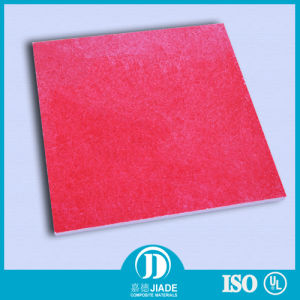 Gpo-3 Red Electrical Insulation Fiber Board