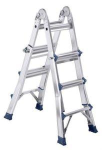 4*3 Folded Aluminium Little Giant Ladder by Ce/En131 Certificate pictures & photos