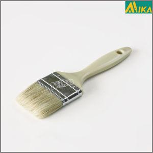 Plastic Handle White Bristle Paint Brush pictures & photos