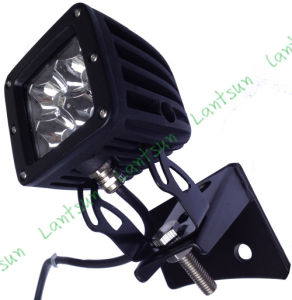 "Jk 3"" LED Work Light Bracket for Jeep pictures & photos"