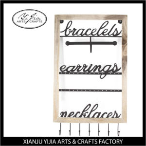 Wall Mount Jewelry Hanging Display Rack Factory Custom Made pictures & photos