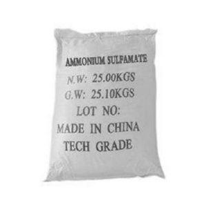 Hot Sale 99.5% CAS#7773-06-0 Ammonium Sulfamate pictures & photos