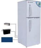 off-Grid Manufacturer Upright DC 12V/24V China Solar Refrigerator pictures & photos