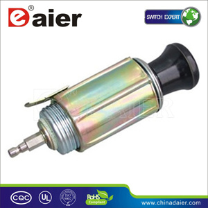 Auto Cigarette Lighter Plug with Switch (DR-01) pictures & photos