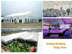 Hot Sale Outdoor Aluminum PVC Wedding Party Tent for Events