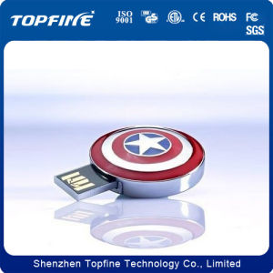 Captain America Shield The Avengers USB Flash Drive with CE FCC pictures & photos