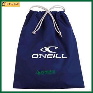 Cheap Plain Cotton Fabric Drawstring Bag Pouch (TP-dB262) pictures & photos