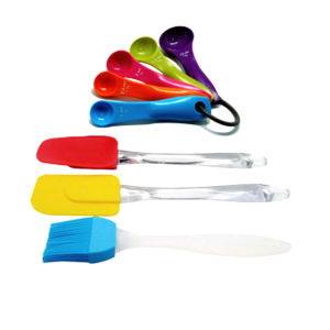 Colorful Atoxic Silicone Bakeware Sets pictures & photos