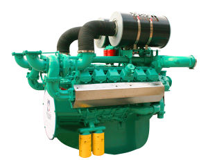 Diesel Generator Use Googol 662kw 60Hz Power Engine pictures & photos