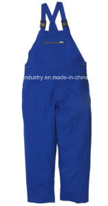 Safety Working Bib Pants 001 pictures & photos