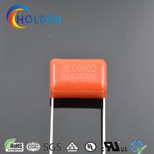 Metallized Ploypropylene Film Capacitor (CBB22 864/400 p=15) pictures & photos
