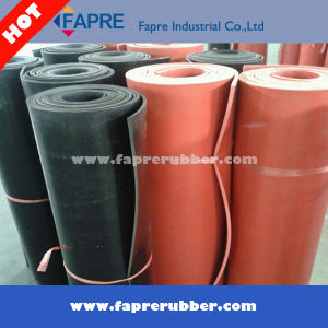 Wear Resistant CR Rubber Sheet/Competitive CR Rubber Sheet pictures & photos