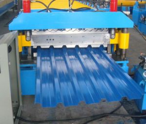 Double Layer Roof Panel Cold Roll Forming Production Line pictures & photos
