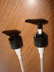 Shampoo Plastic PP Treatment Pump pictures & photos