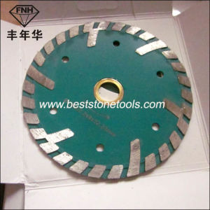 CB-22 Circular Saw Blade for Granite Cutting (125X22.23mm) pictures & photos