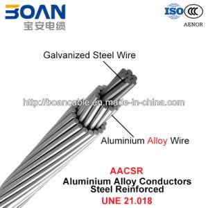 Aacsr, Aluminium Alloy Conductors Steel Reinforced (UNE 21.018) pictures & photos