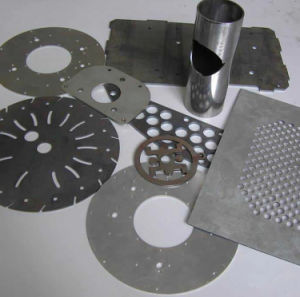 Made in China OEM High Accuracy Laser Cutting Fabrication pictures & photos
