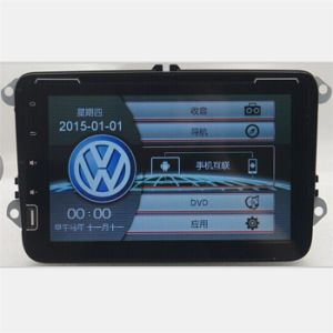 8 Inch Car DVD Player/2 DIN GPS for VW Carpad pictures & photos