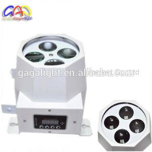 Mini DJ Bar 4PCS*5W LEDs Gobo Moving Head Light for DJ Equipment pictures & photos