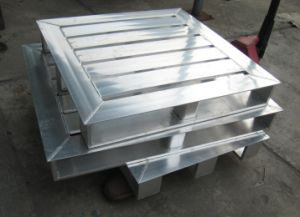 Aluminum Profile Welding Tray for Health & Medical Transportation pictures & photos