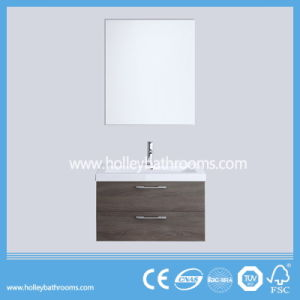 European Style MDF Hot Selling Modern Bathroom Furniture Unit (BF124N)