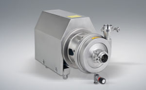 Sanitary Grade Centrifugal Pump with Drain Valve pictures & photos