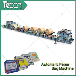 Automatic Muli-Layer Kraft Paper Bag Production Line pictures & photos