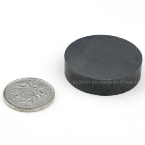 Hard Permanent Y25 Small Disc Ferrite Magnet
