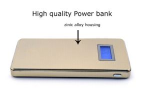 High Quality LCD Display 6000mAh Power Bank