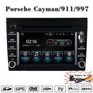 Carplay Android 7.1 Auto DVD Player for Prosche Cayman GPS Navigatior with WiFi Connection Hualingan Android Phone Connections pictures & photos