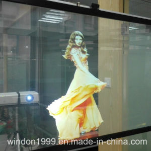 Hologram Projector Holographic Rear Projection Film pictures & photos