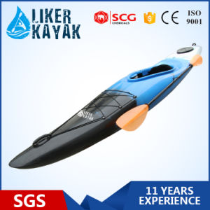 2016 New Whitewater&Sea Plastic Racing Kayak pictures & photos
