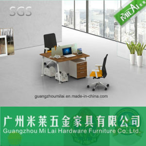 New Modern Office Furniture Desk Open Center Workstation with Metal Frame pictures & photos