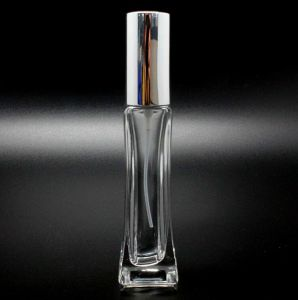 (LJ99) 20ml Luxury Clear Glass Perfume Bottle