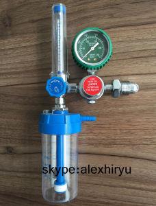 Medical Oxygen Gas Regulator with Inhaler pictures & photos