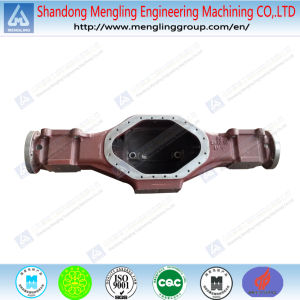 OEM High Quality Steel Iron Casting CNC Axle House