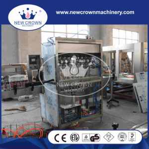 8 Head Piston Type Filling Machine for Edible Oil pictures & photos