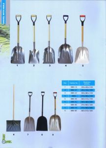 Tangshan Industry Trade Co Ltd Catalogue Shovel 12 pictures & photos