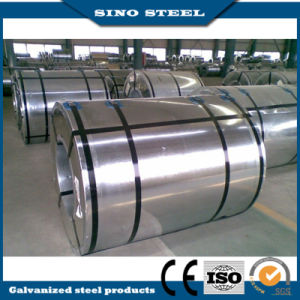 Secc 20/20 Electro Galvanized / Cold Galvanizing Steel Coil pictures & photos
