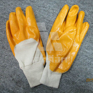 Factory Supply Latex Safety Glove pictures & photos