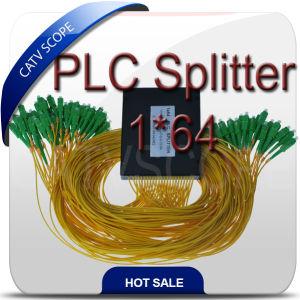 High Quality Fbt PLC 64 Way Fiber Optical PLC Splitter pictures & photos